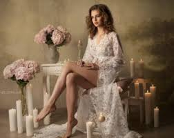 nightgowns for brides lace bridal robe f3 bridal wedding