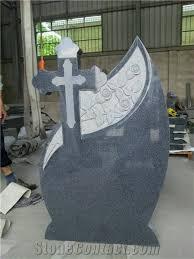 tombstones for padang g654 granite tombstones cross tombstones for