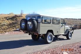 icon fj45 spotted rhd dual fuel 1984 land cruiser fj45 troopy for sale
