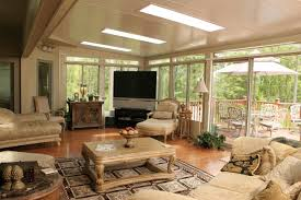 Hobbit Home Interior Marvelous Sunroom Design Home Ideas With Glass Window And Wall