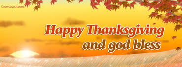 happy thanksgiving and god bless cover happy