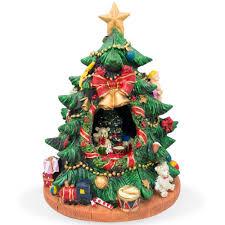 Pre Lit Mini Christmas Tree - decorating small artificial pine trees tabletop christmas tree