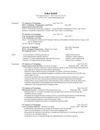 resume samples aerospace engineering resume objective statement
