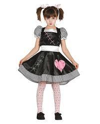 horror doll costume ragdoll for halloween kids party horror