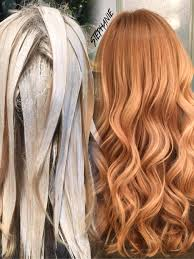 Red Blonde Hair Extensions by Balayage For Strawberry Blonde Career Strawberry Blonde