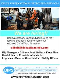 delta international petroleum services linkedin