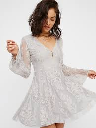reign over me lace dress at free people clothing boutique formal