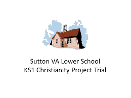 sutton va lower ks1 christianity project trial ppt video