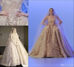 elie saab wedding dresses price luxury fashion 2014 elie saab designer chagne wedding
