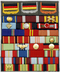 Ssp Flags Interimsspange Generaloberst Reinhold 1983