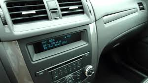 2014 ford fusion sound system ford fusion 12 speaker sony audio system review