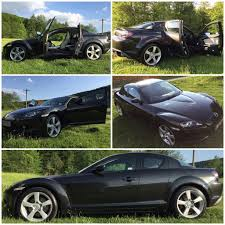 mazda rx8 rx 8 kuro 2007 limited edition not bmw audi