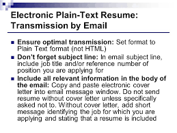 Resume Subject Line Resumes Creating Resumes That Stand Out From The Masses Ppt Download