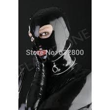Black Mask Halloween Costume Cheap Latex Black Masks Aliexpress Alibaba Group