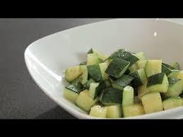cuisiner la courgette tour de comment cuire une courgette