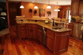 birch kitchen island prairie heritage cabinetry sioux falls sd birch kitchen island