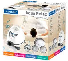 Bathtub Bubble Mat Aqua Relax From Lanaform A Water Massage Spa Mat For The Body