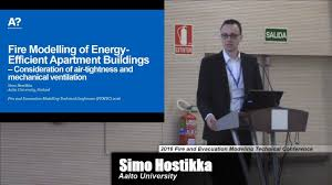 efficient apartment fire modelling of energy efficient apartment buildings youtube