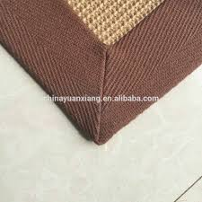 Jute Bath Mat Woven Jute Fiber Door Mat Rugs For Aldi View Door