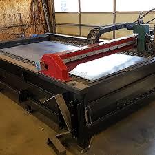 used plasma cutting table used plasma cutting table jorgenson machine tools