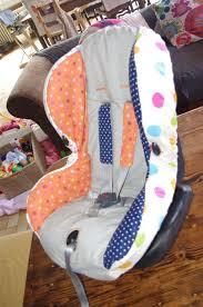 housse siège auto bébé patron couture housse siege auto bébé