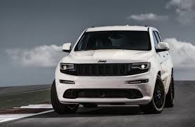 Grand Cherokee Srt Interior 2019 Jeep Grand Cherokee Srt8 Overview And Price Car New Concept