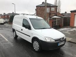 opel combo 2007 2007 vauxhall combo van superb condition full mot service history