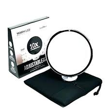 lighted travel makeup mirror 15x awesome lighted travel makeup mirror 15x or travel lighted makeup