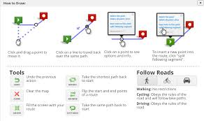 How To Draw A Route On Google Maps by Create A Route U2013 Mapmyfitness Help U0026 Support