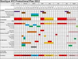 advertising calendar template 28 images retail marketing