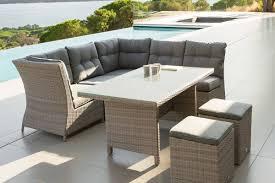 modele de jardin moderne emejing table de jardin ronde occasion contemporary amazing