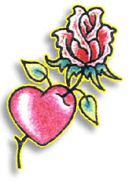 48 best heart with banner tattoo designs images on pinterest