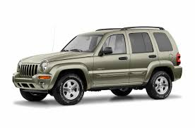 2004 jeep liberty new car test drive