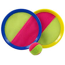 amazon com yoya toys toss u0026 catch 3000 ball game with disc