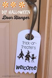 trick or treaters welcome