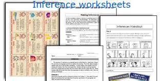 all worksheets inference worksheets high printable
