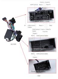 Wiring Diagram For 2011 Ford Focus 9 Inch Android 7 1 1 Radio Bluetooth Navigation System For 2011
