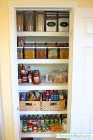 Kitchen Closet Shelving Ideas Best 25 Small Pantry Closet Ideas On Pinterest Small Pantry