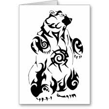 25 unique tribal bear ideas on pinterest tribal bear tattoo