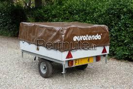 tenda carrello carrello tenda appendice prato usato in permuta attrezzatura da