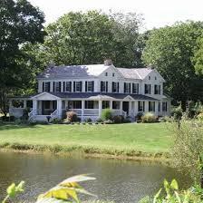 american farmhouse wrap around porch design ideas pictures