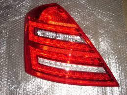 2010 s550 tail lights mercedes benz original left tail light l s550 s63 ebay
