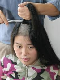 forced female haircuts on men 46 best hair punishment images on pinterest forced haircut hair
