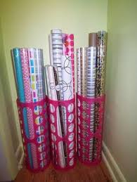 storing wrapping paper i added gift wrap storage restful living to an inlinkz linkup