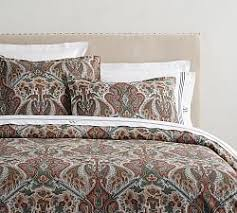 What Is A Duvet Cover And Sham Duvet Covers U0026 Pillow Shams Pottery Barn