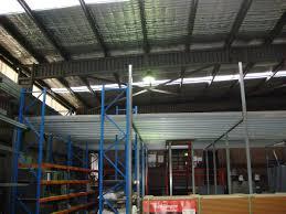 boxspan steel mezzanine floor frames for extra space u0026 storage