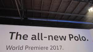 2018 volkswagen polo launch motor1 com photos