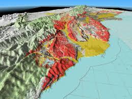 Earthquake Los Angeles Map by Earthquakes Northridge Earthquake 10 Year Anniversary