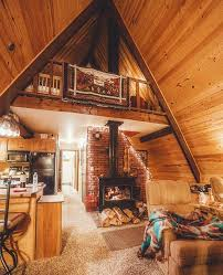 25 Best Tiny Houses Interior by Small Cabin Interior Design Ideas Myfavoriteheadache Com