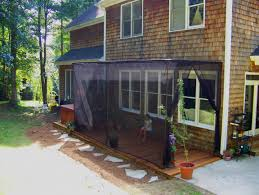 Mosquito Curtains For Porch Mosquito Netting Curtains And No See Um Outdoor New Ideas Outdoors